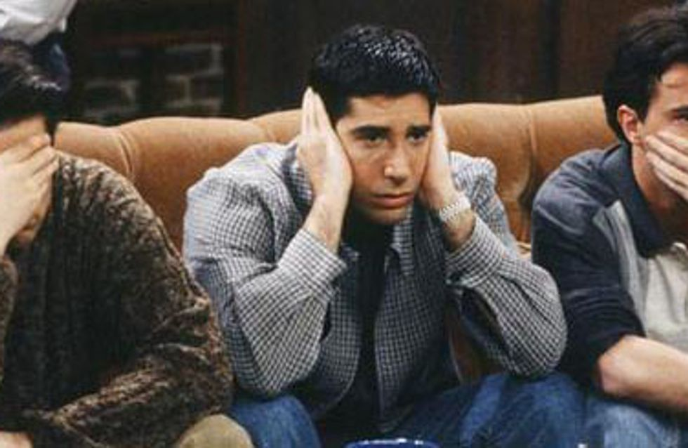 Friends Fan-Fiction Is Totally A Thing And It Is INSANE