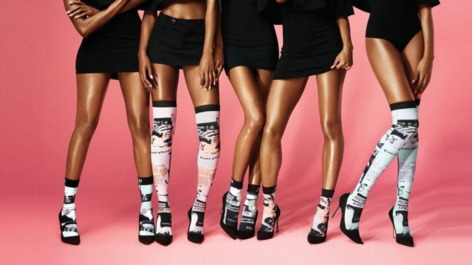 Calzini o parigine? Scegli le tue calze ideali per l'inverno e i look per abbinarle