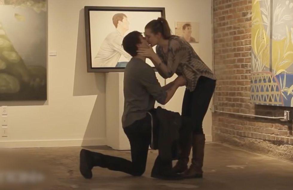 Romantik pur: Die 14 emotionalsten Heiratsanträge aller Zeiten