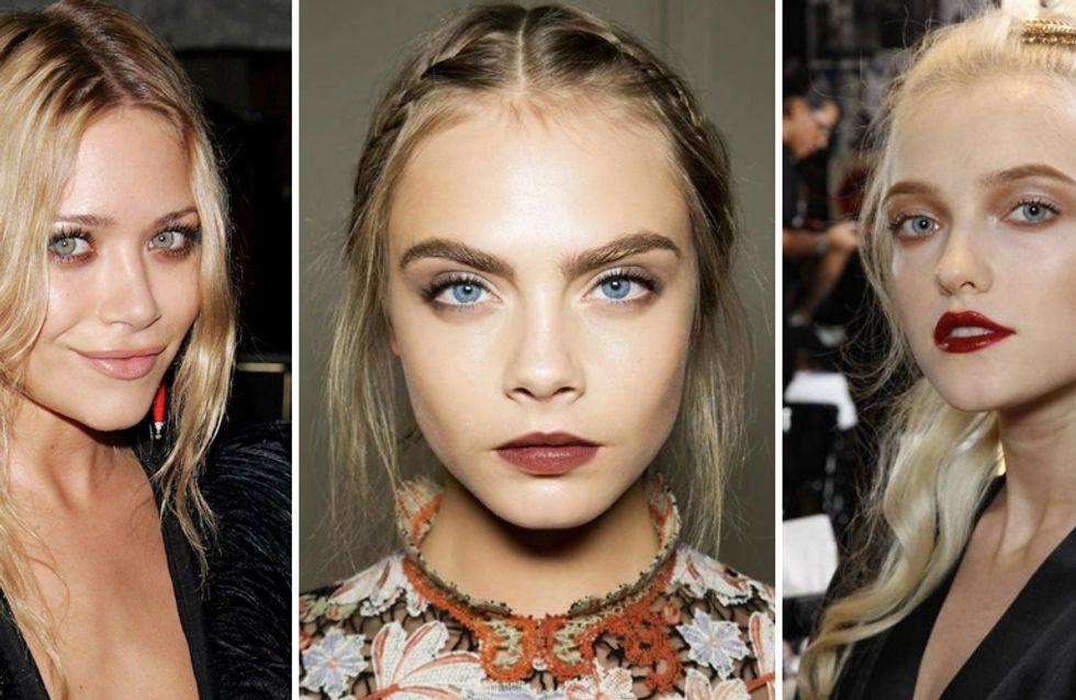 Smokey eyes nude: ecco il nuovo trend make-up sofisticato e ad effetto!