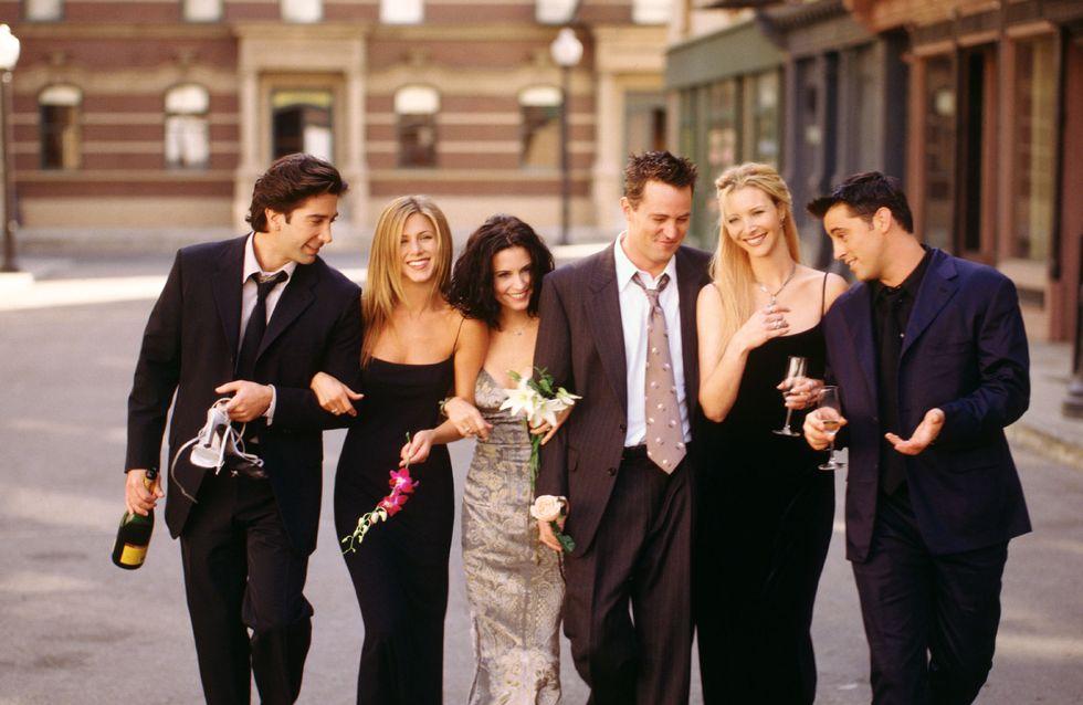 Le casting de Friends (enfin) réuni pour de bon