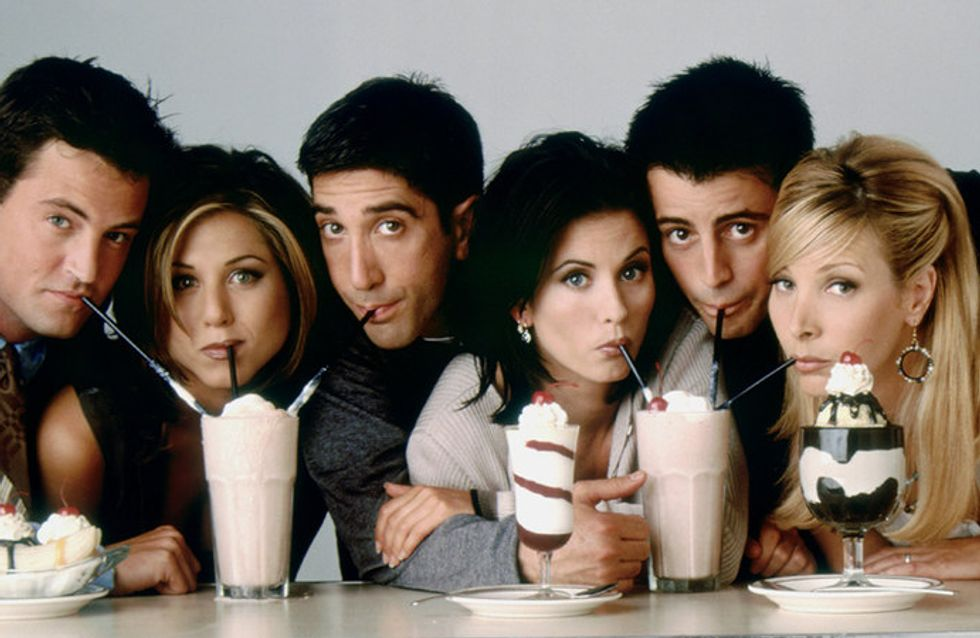 OH.MY.GOD - The Cast Of Friends Have Signed Up For a Special Episode!