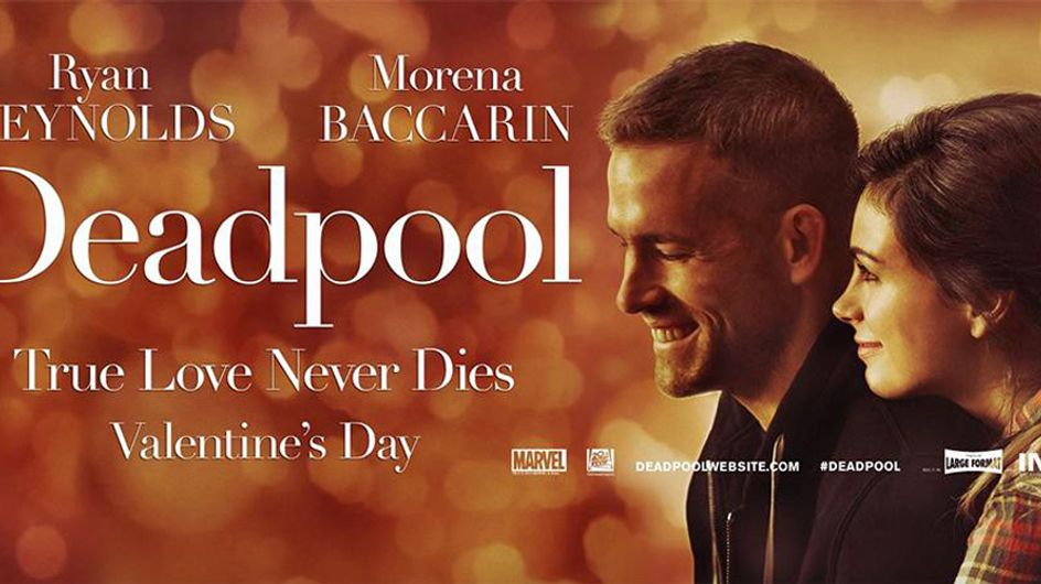 Guys Are Tricking Their Girlfriends Into Seeing Deadpool For Valentine's Day And It's Hilarious