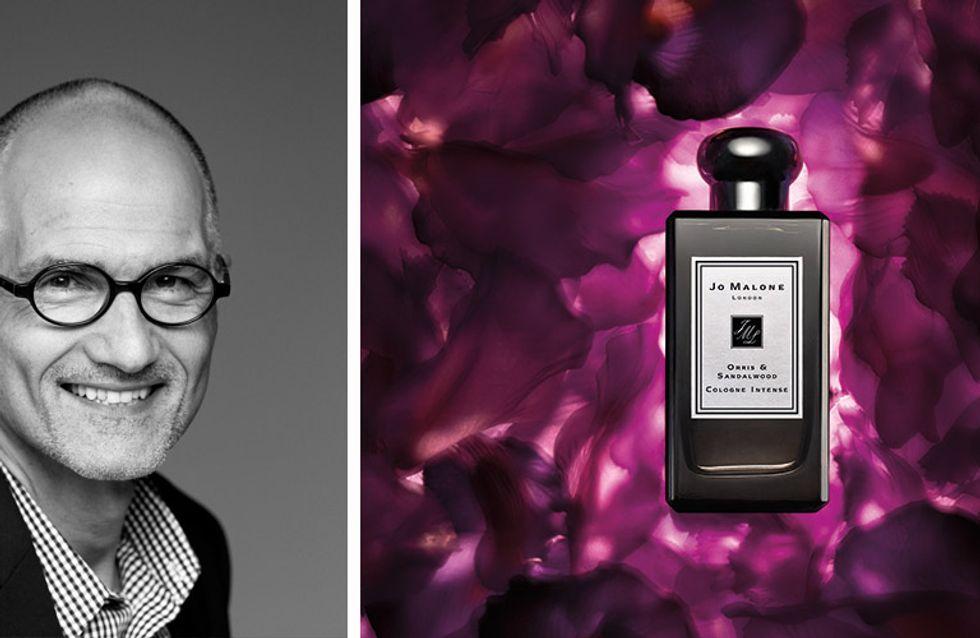 Interview mit Jo Malone London: Unter vier Augen mit dem Meister-Parfümeur Pierre Négrin