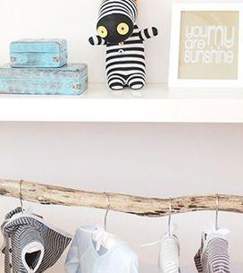 15 manualidades prácticas y sencillas que puedes hacer para tu bebé