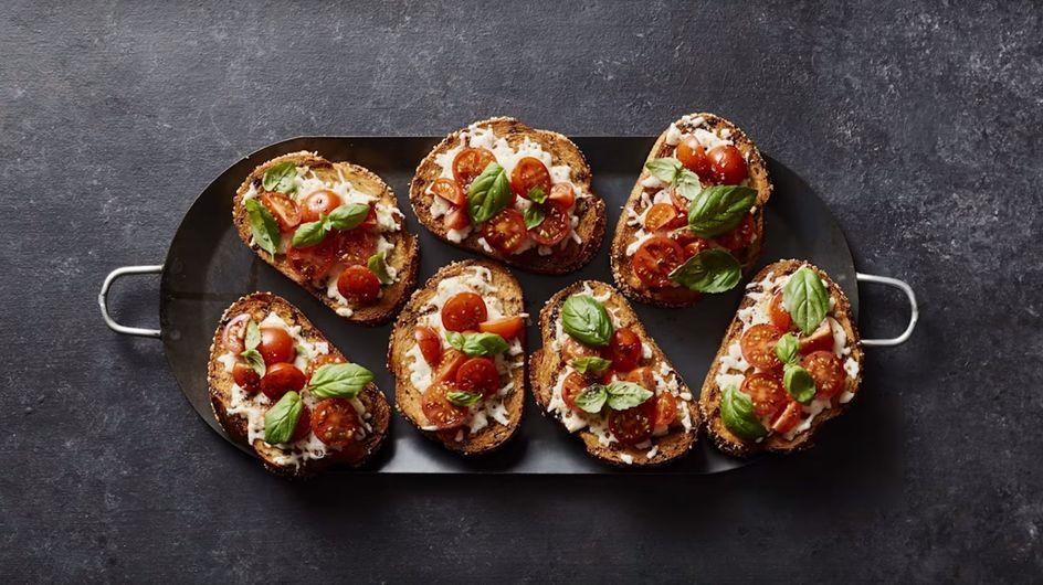 Einfach & schnell: Diesen italienischen Snack müsst ihr unbedingt ausprobieren
