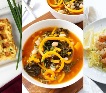 10 Deliciously Healthy Meals You Can Make With A Spiraliser