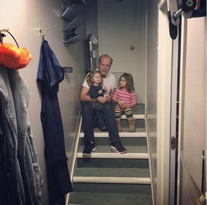 Bruce Willis et ses filles