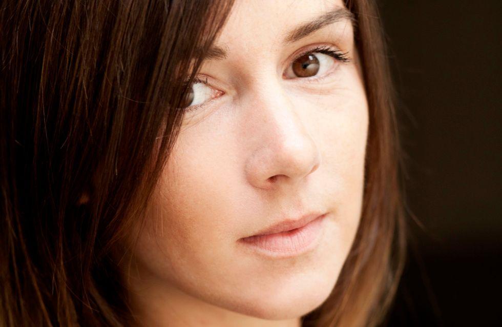 Camille Anseaume, auteure : Les coquillettes au jambon, c'est fabuleux