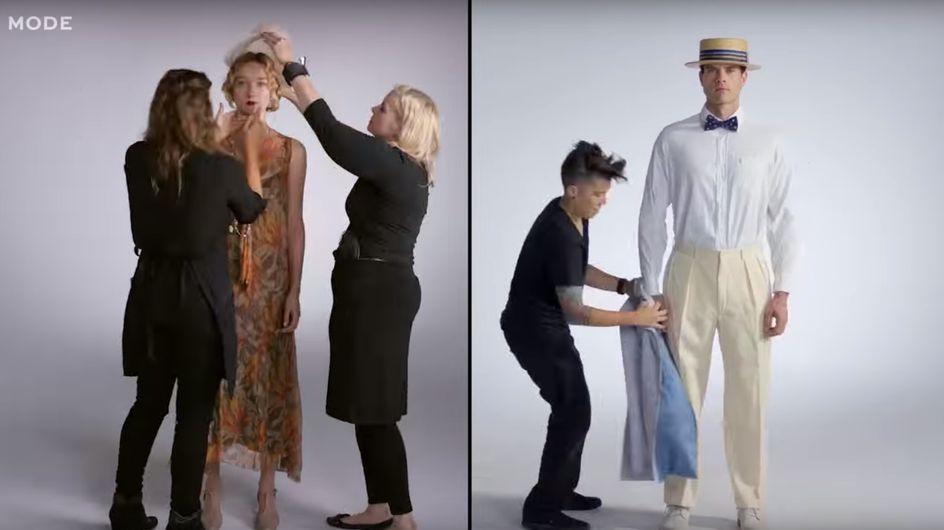 Woran erinnert ihr euch noch? SO hat sich die Mode nämlich in den letzten 100 Jahren verändert!