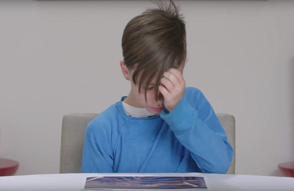 Die Welt durch Kinderaugen sehen: So EMOTIONAL reagieren Grundschüler auf Bilder von Massentierhaltung