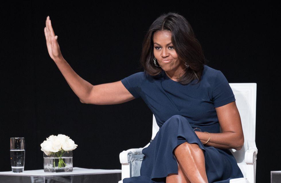 Michelle Obama en 6 vidéos cultes