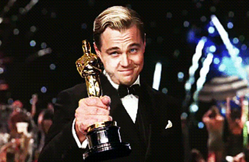 Why Leonardo DiCaprio Just HAS To Win An Oscar This Year
