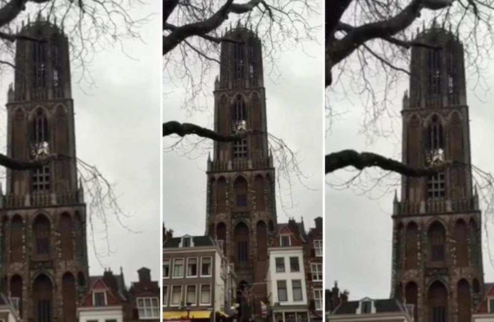 Le campane di Utrecht suonano Bowie