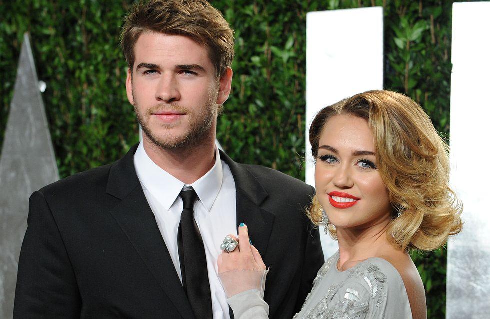 Miley Cyrus et Liam Hemsworth de nouveau fiancés ?