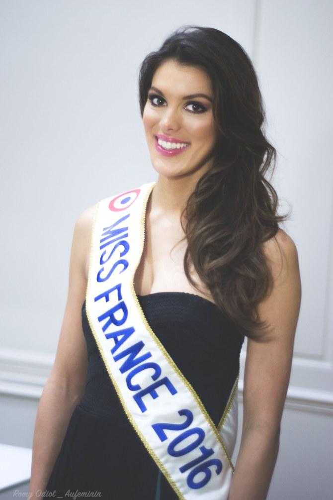 Miss France 2016 chez aufeminin
