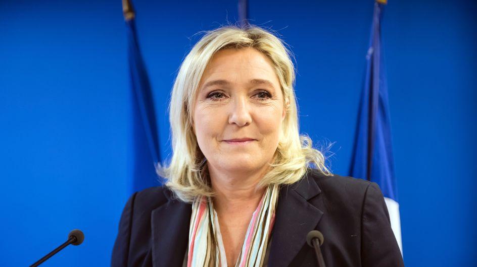 Quand Marine Le Pen se la joue féministe