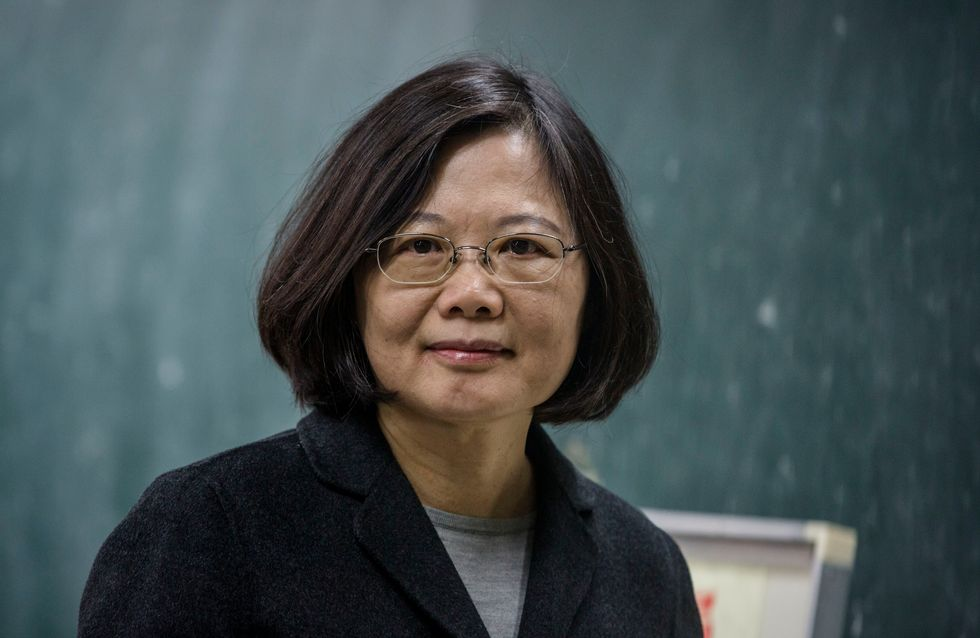 Tsai Ing-wen première femme présidente de Taïwan