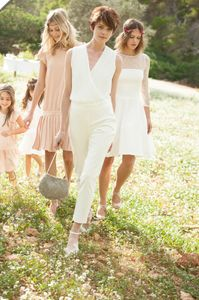 Collection mariage Mademoiselle R pour La Redoute
