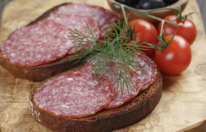 Wurst & gepökelte, geräucherte Fleischwaren