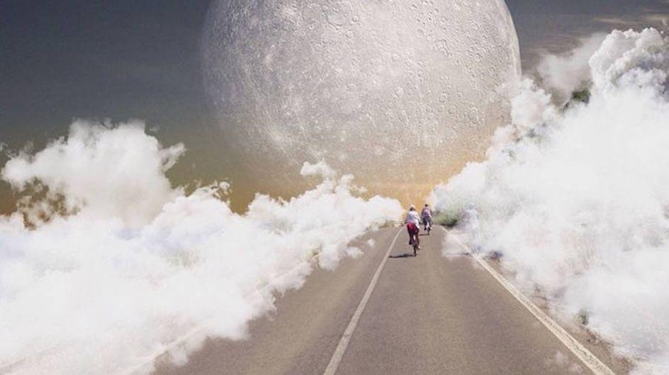 ¡Magia! Este fotógrafo crea alucinantes mundos surrealistas solo con su iPhone