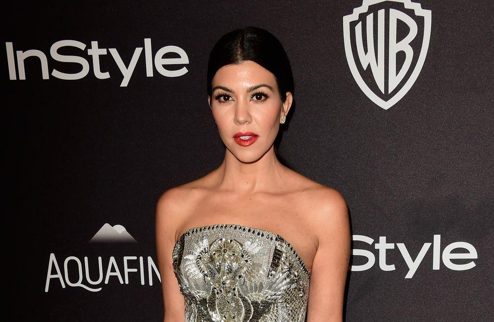 Kourtney Kardashian se dévoile comme jamais pour un shooting dénudé (Vidéo)