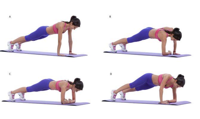 a20282aeb9773 Programme abdo : 10 exercices de planche pour les abdominaux
