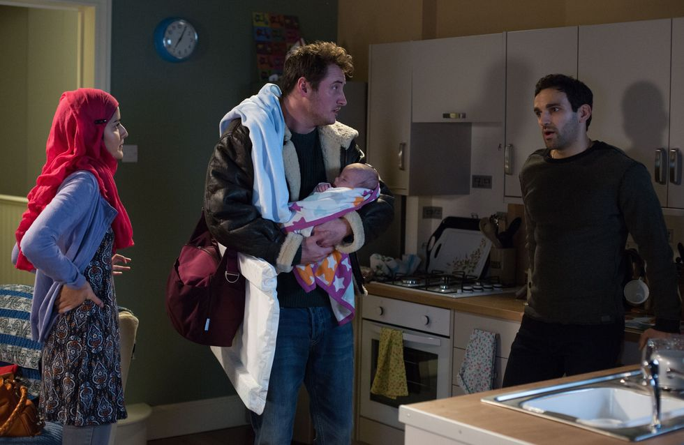 Eastenders 28/1 - Tensions remain high in The Vic following Nancy and Whitney's fight