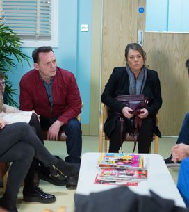 Eastenders 29/1 - It's the day of Honey and Billy's engagement party