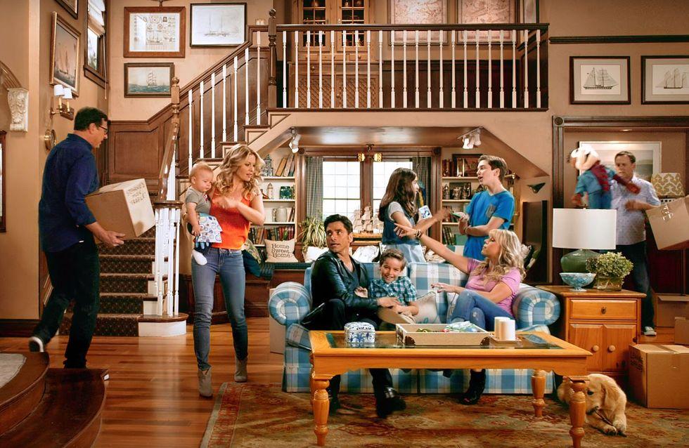 'Full House' ist wieder da! Wie viele bekannte Gesichter entdeckt ihr im NEUEN Trailer?