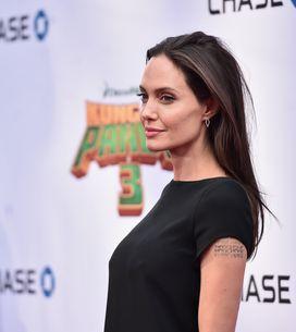 Angelina Jolie plus maigre que jamais sur le red carpet (Photos)