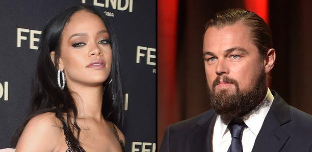 Rihanna - Leonardo DiCaprio