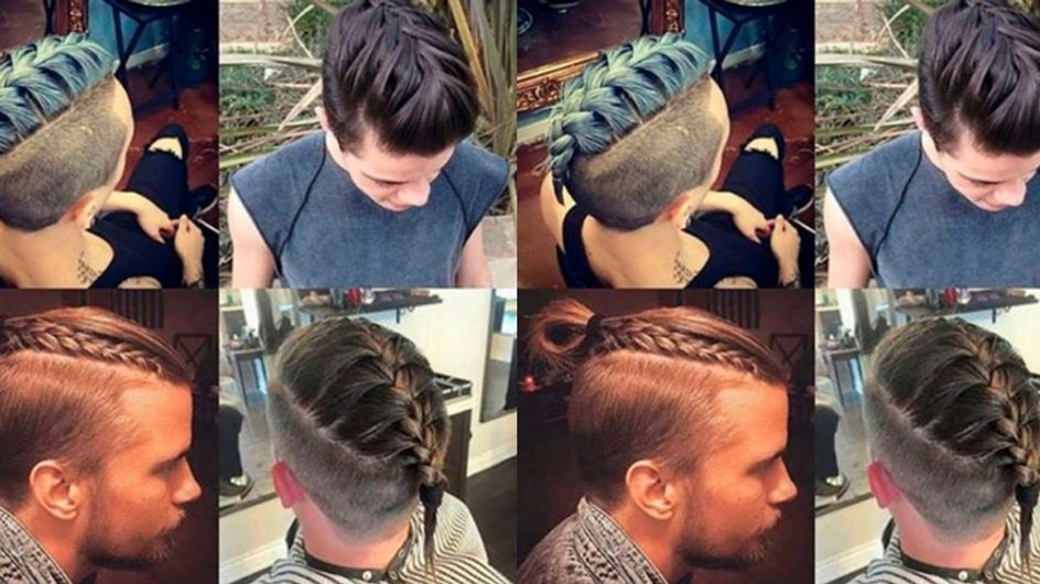 Forget The Man Bun. 2016 Is The Year Of The Man Braid.