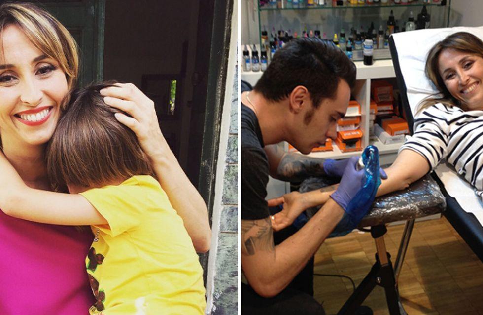Benedetta Parodi: un tatuaggio in onore della sua passione per i fornelli. Scopri di che si tratta!