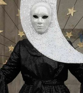 Noche de máscaras en Venecia
