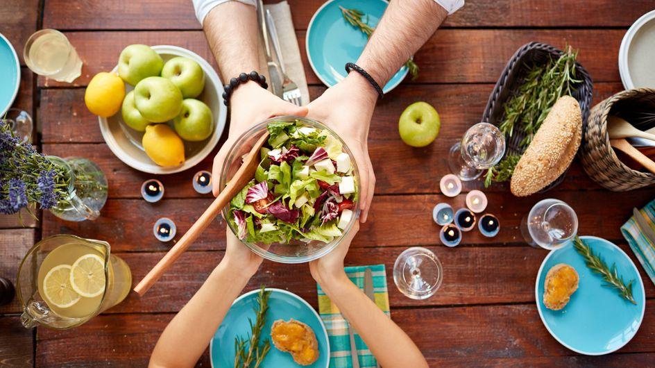Blanquear tu sonrisa mientras comes: 6 alimentos que te ayudarán a lograrlo