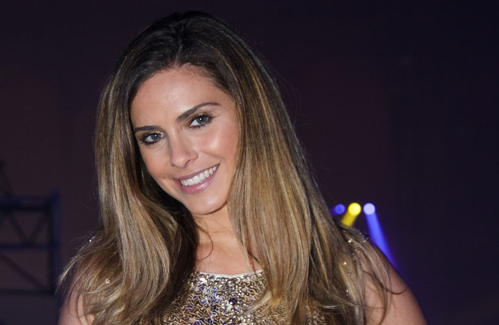 Clara Morgane sans maquillage au saut du lit (Photo)