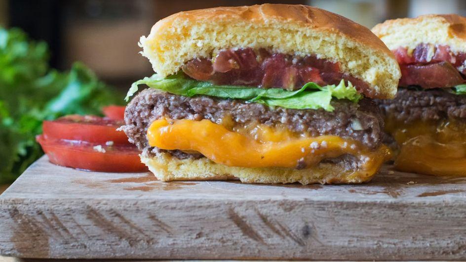 Con questo trucco i tuoi hamburger saranno buonissimi!