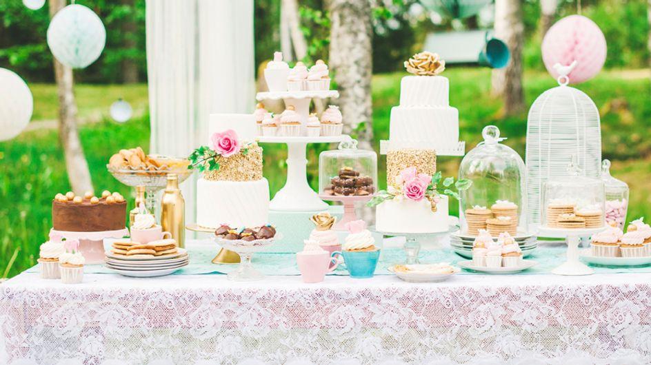 15 alternativas a la clásica tarta de boda