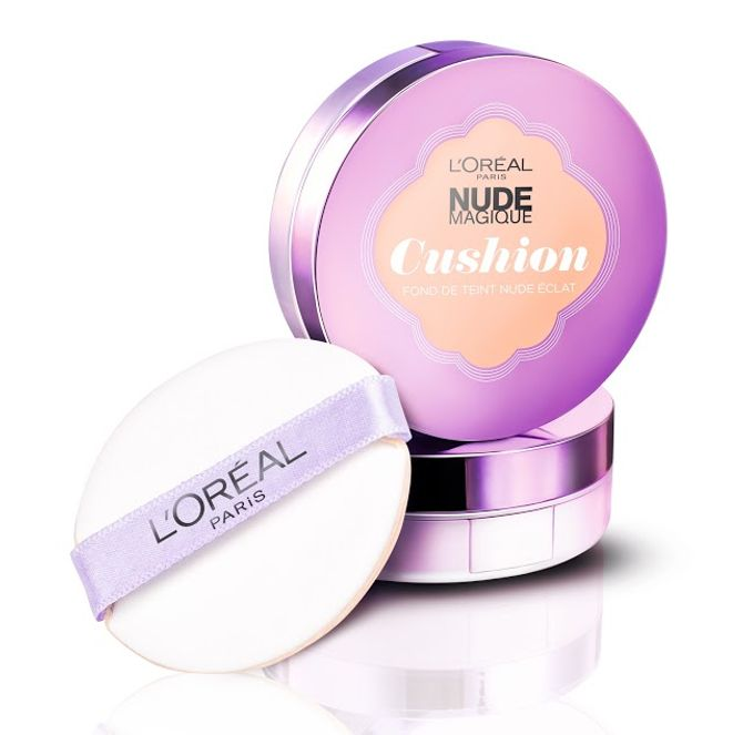 La Cushion Nude Magic Cream de L'Oréal Paris