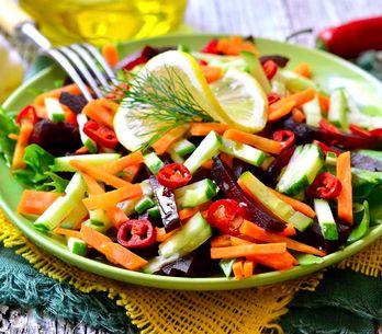¿Ser vegetariano es la clave para tener buena salud? 6 beneficios de seguir esta