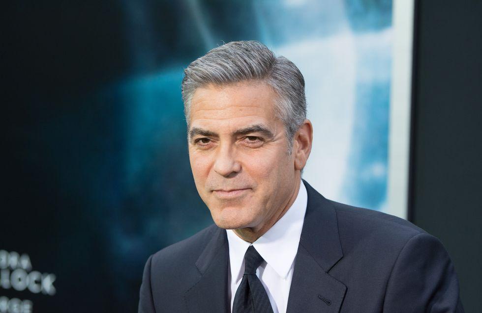 George Clooney s'insurge contre le manque de diversité des Oscars