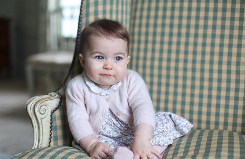 Charlotte de Cambridge, 8 mois et déjà plus influente que la Reine Elizabeth II