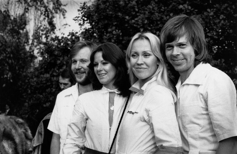 Les membres du groupe ABBA ont bien changé ! (Photos)