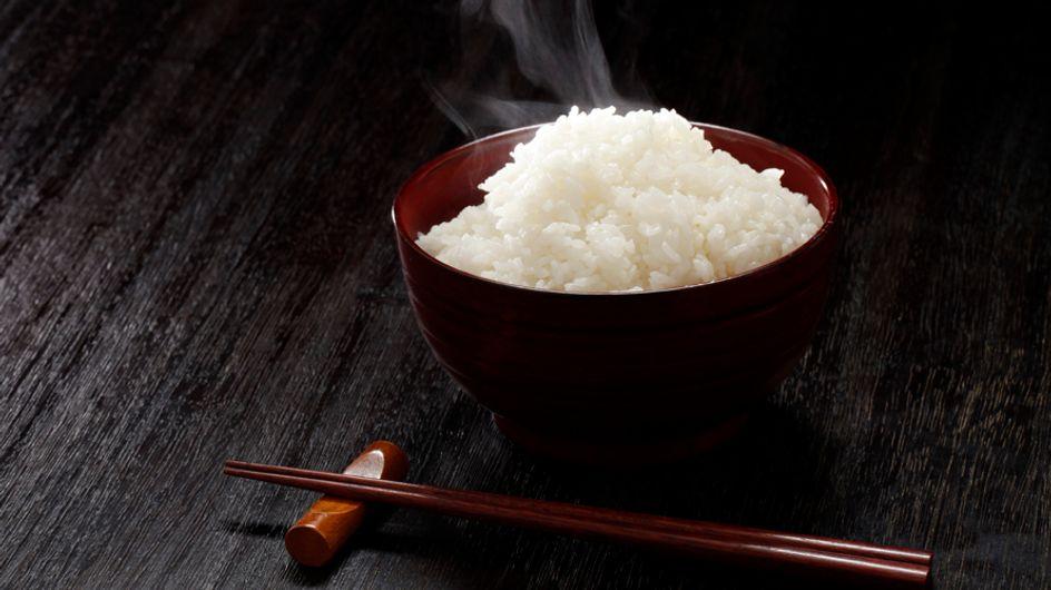 Low carb Fans aufgepasst: Mit diesem genialen Trick spart ihr beim Reis die Hälfte an Kalorien ein!