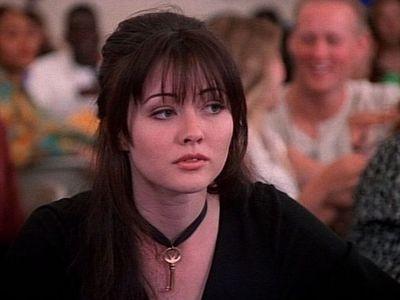 Shannen Doherty (Brenda) in Beverly Hills 90210