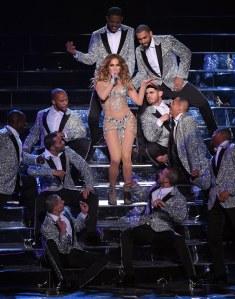 Jennifer Lopez à Las Vegas