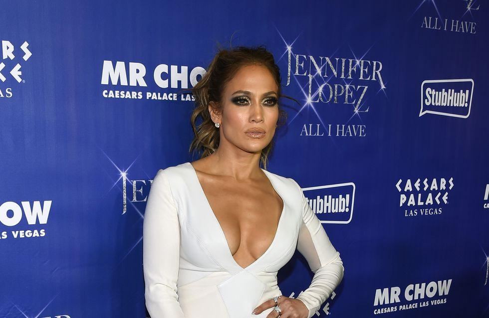 Jennifer Lopez affole la Toile avec une tenue de scène ultra sexy (Photos)