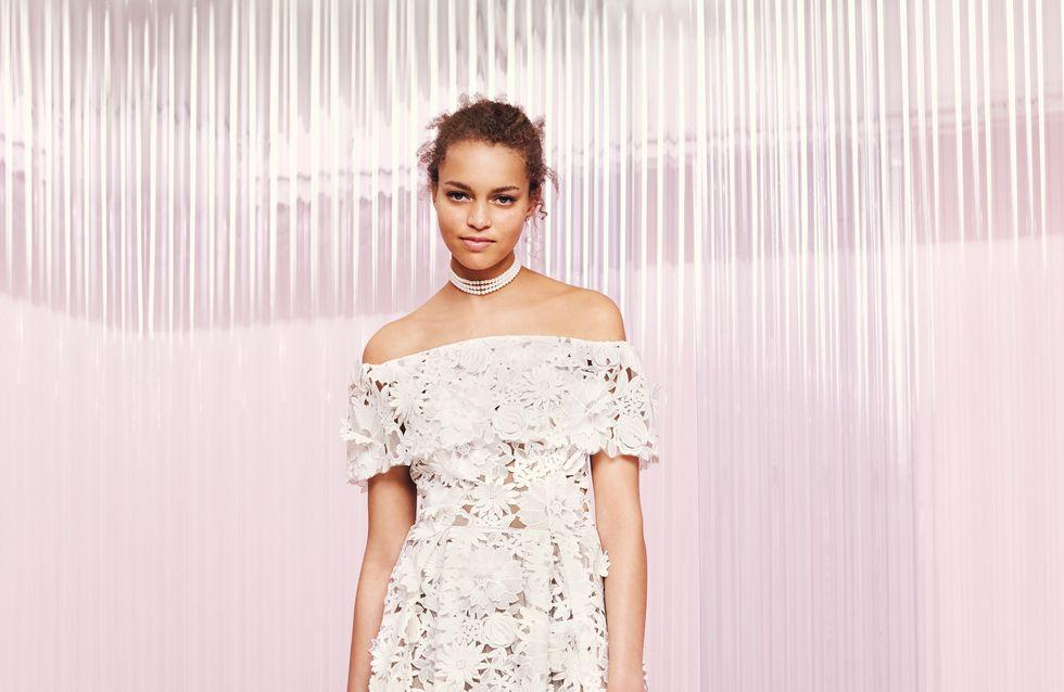 Les robes de mariée Asos à petits prix