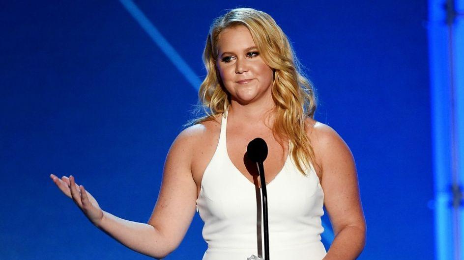 """Amy Schumer: """"Si eres actriz y estás gorda, tienes que escribir tus propios guiones para poder trabajar"""""""